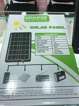 Cargador solar celular