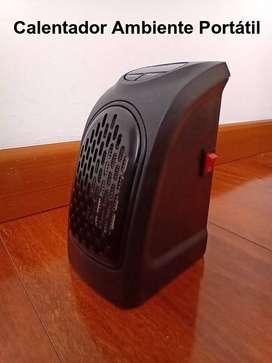 Calentador Ambiente Calefactor Portátil Handy Heater