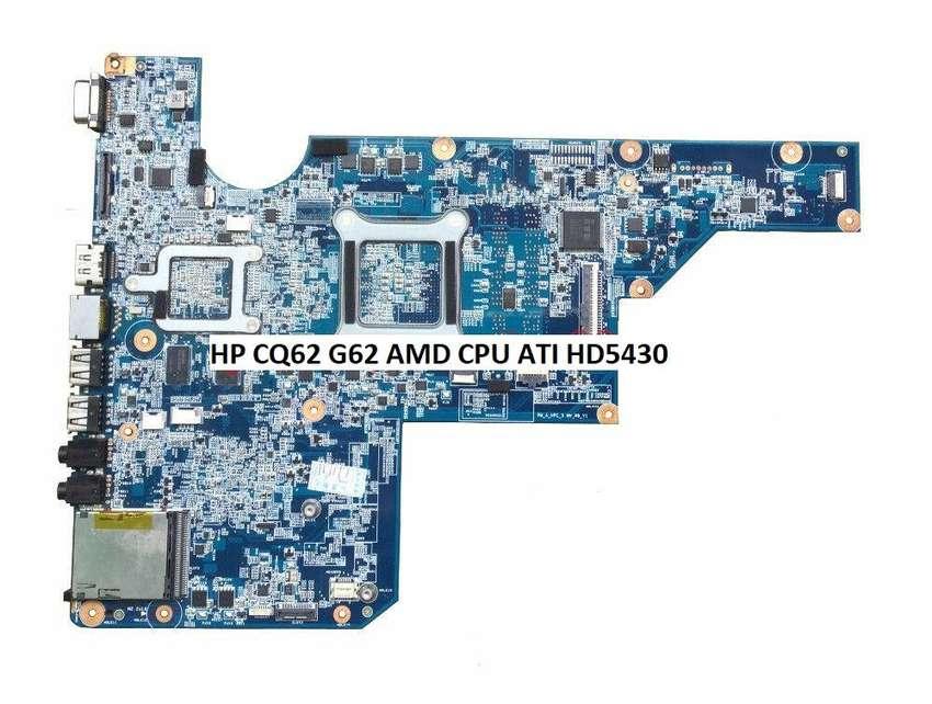 Mainboard Hp 61/01/61-001 Amd Con Ati Hd5430 Ddr3 Hp Cq62 G62 0