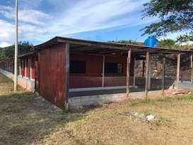 Vendo Casa de campo rustica y de madera en Tarapoto