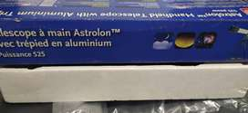 Telescopio astrolon 525 trípode aluminio