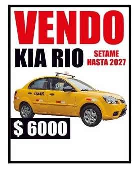 VENDO CARRO KIA RIO POR LIQUIDACION