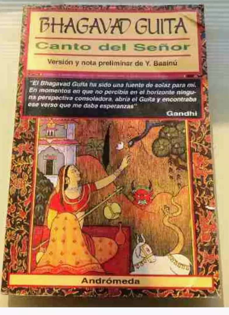 Bhagavad Guita Canto Del Señor Mahabarata- 0
