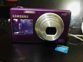 Cámara Samsung Como Nueva