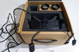 Oculus Rift DK2 - Gafas de Realidad virtual