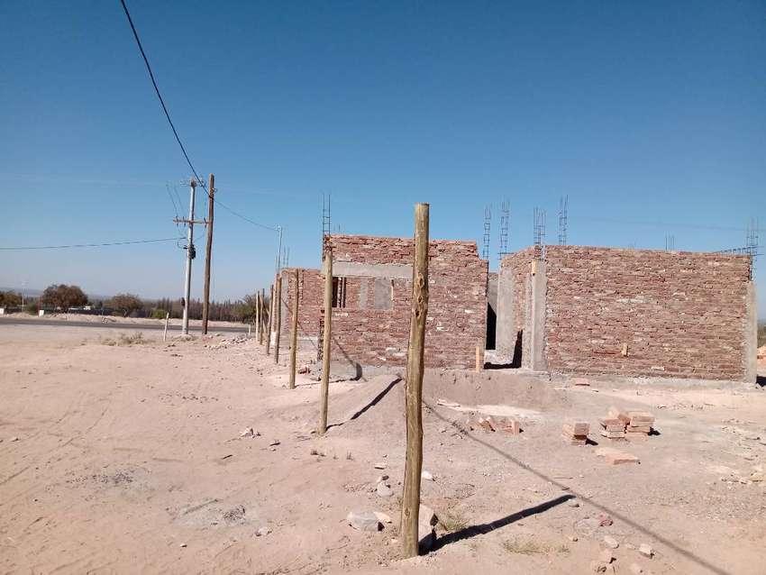Vendo terreno y casa  en Luján de cuyo, sobre Ruta Panamericana 0
