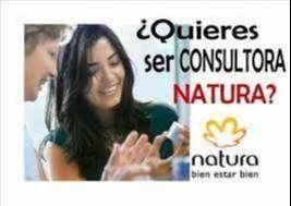 vendedoras de revista natura
