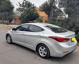 Hyundai elantra GLP