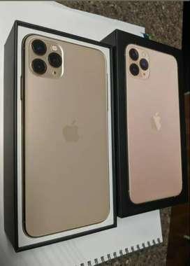 Apple iPhone 11 pro max Gold 256 GB
