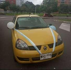 taxi clio campus 2014 en venta