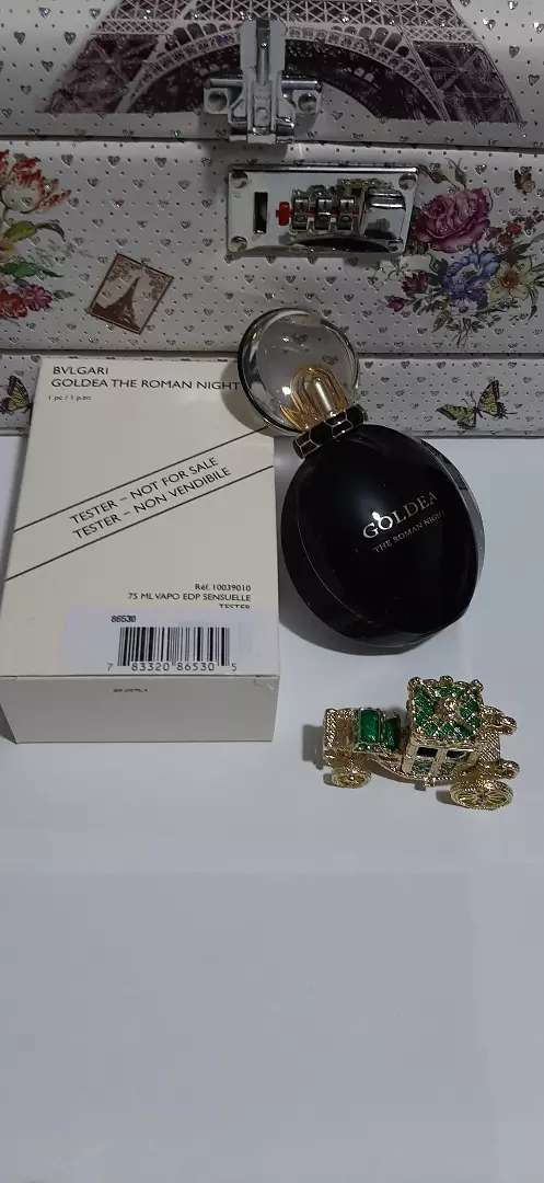 PERFUME BVLGARI GOLDEA THE ROMAN NIGTH 0