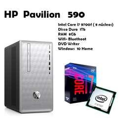 CPU   HP PAVILION 590