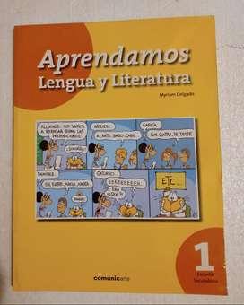 Aprendamos lengua y literatura