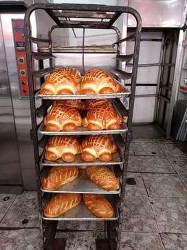 Panadero con esperiensia