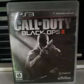 Se vende juego ps3 PlayStation 3 call of duty black ops 2