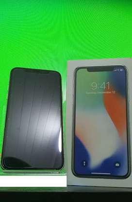 Iphone x 64 gb para repuesto impecable!!!