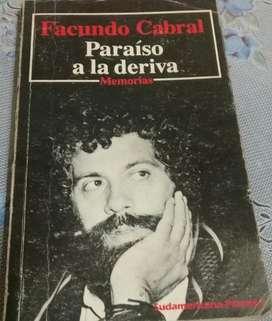 Facundo Cabral libro