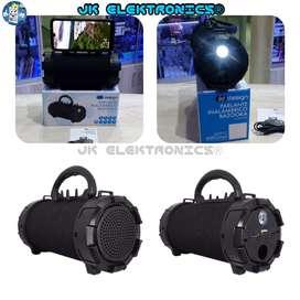 Parlante Radio Fm Bazooka Design Potencia 5W