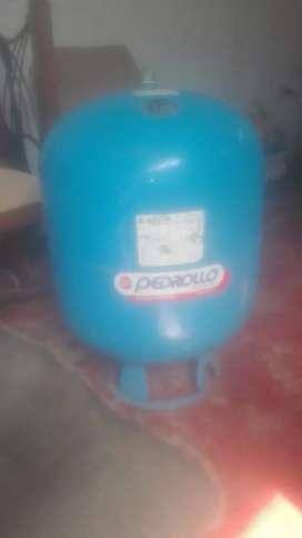 Bomba hidroneumatico pedrollo