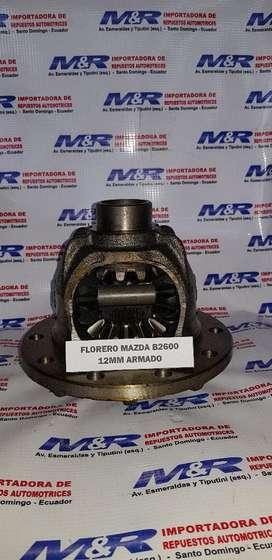 Florero Mazda B2600 12mm y de 10mm  Armado