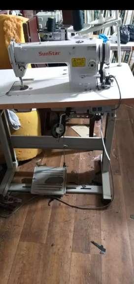Vendo maquina plana de coser