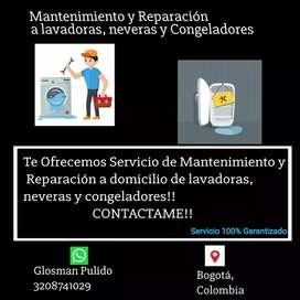 Reparacion y mantenimiento