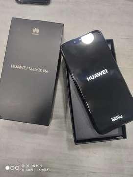Huawei mate 20 Lite nuevo caja abierta con factura y garantía por escrito