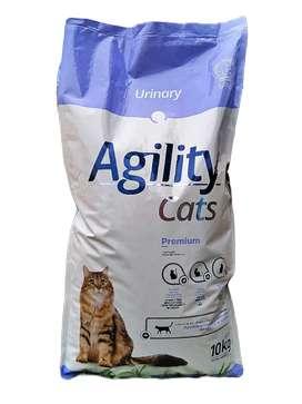 Alimentos premium para gatos