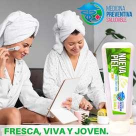 """Crema Hidratante """"New Skin"""""""