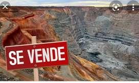 Mina de oro y mina de litio