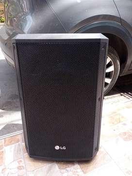 Cabina Bluetooth LG 12 pulgadas