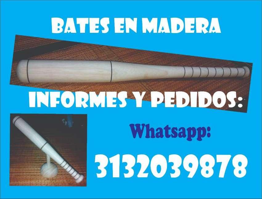 BATES EN MADERA