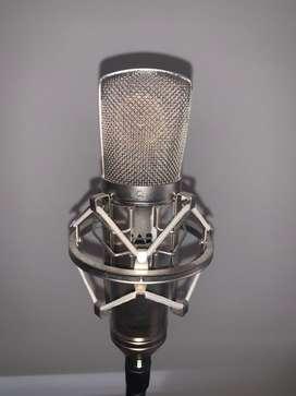 Microfono GXL2200 completo y funcional