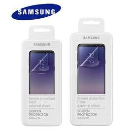 Protector De Pantalla Original Samsung @ galaxy S9 Y s9 Plus _ Tienda