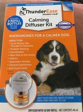 Difusor de feromonas para perritos efecto relajante