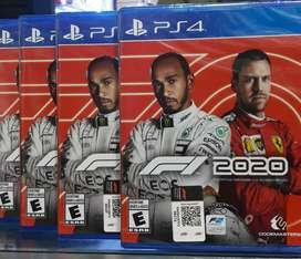 F1 2020 FORMULA 1 2020 PS4 NUEVO SELLADO ENVIOS