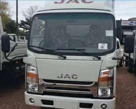 Se vende un camion marca JAC