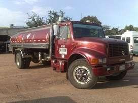 Transporte de Agua en Carrotanque Las 24 Horas Cisterna Tanque