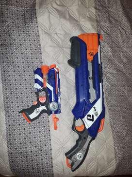 Armas de juguete Nerf