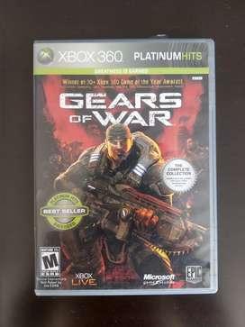 Gears of War Platinum Hits