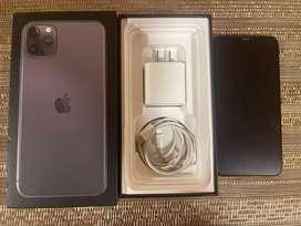 Vendo Iphone 11 Pro Max 512gb excelente estado