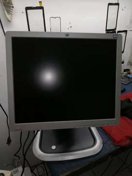 Monitor LCD marca HP