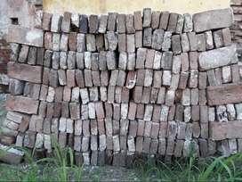 Ladrillos usados comunes