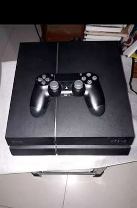 Vendo ps4 negociable