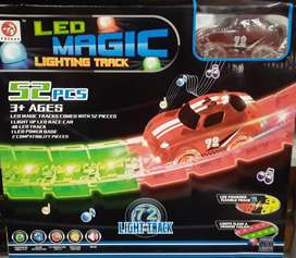 Pista magic luz y sonidos