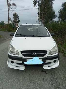 Se vende Hyundai Getz 2011