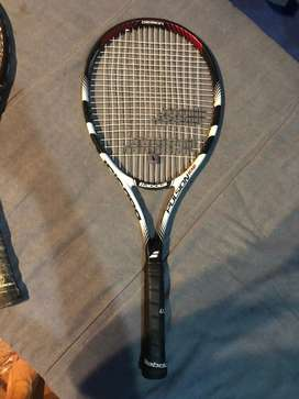 Vendo raqueta babolat pulsion 102