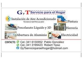 GyT servicio para el hogar
