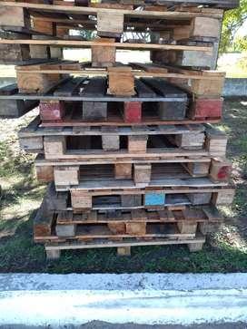 Vendo pallets de madera