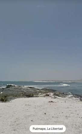 Casa de playa en Puémape (precio a tratar)